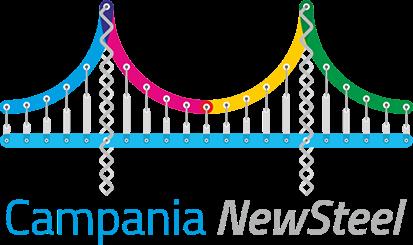 logo campania new steel